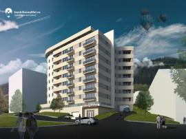Apartament cu 2 camere - decomandat - 53.31 mp utili