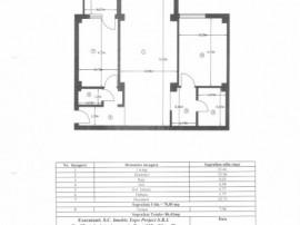 Apartament 2 camere ,Parter, (tip A4) Strada Vasile Goldis
