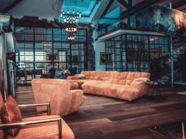 Penthouse-Loft | Art Deco-Industrial | Pipera - Iancu Ni