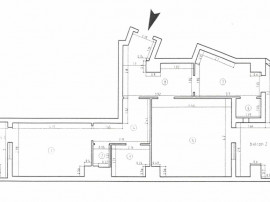 Apartament 2 camere 70 mp