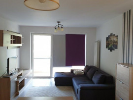 Inchiriez apartament cu 2 camere complet mobilat in Top City