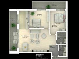 Apartament modern 3 camere | Doamna Stanca | 2 min Mall |