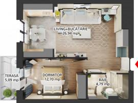 2 CAM - TIP 2 - IKEA Pallady- METROU Saligny, 50m