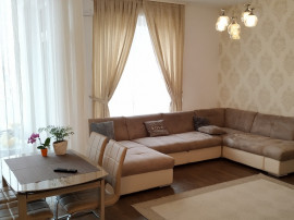 Apartament 2 cam (penthouse) luxos si spatios in Iosia