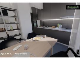 Apartament 2 Camere TIP A - Opal Residence Universitate