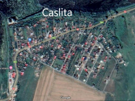 Caslita, teren intravilan, 400 mp, apa si curent electric