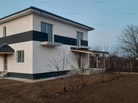 Vilă 5 camere, curte 470 mp, Săbăreni, 12 km de Bucuresti