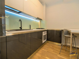 Apartament doua camere, open space, parcare subterana, zona