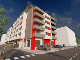 Apartament 2 camere + curte 42 mp, metrou Berceni