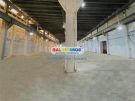 Hala ,3000mp, pod rulant depozitare, productie Jilava
