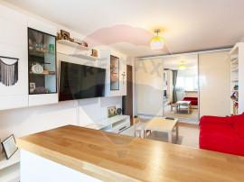 Apartament cu 2 camere în zona Pipera