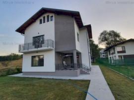 Vila 6 camere, la poalele dealului, zona Muscel, Campina