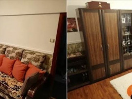 Apartament 3 camere decomandat Judetean,1091B