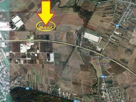 29.6 Ha teren Ciorogarla pentu parc logistic, depozite, hale