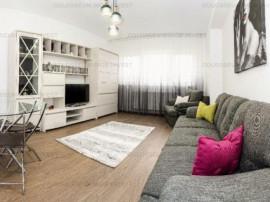 2 camere,mobilat, 65mp, etaj 1, decomandat, Zona Tractorul