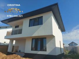 Vila P+1E+Pod - curte 373mp - comuna Berceni!