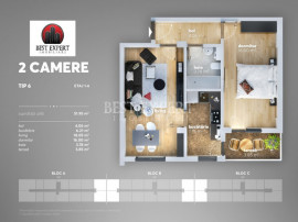 Titan-Theodor Pallady Apartament 2 camere 8 minute fata de m