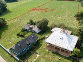 Casa 4 cam Ungheni 7kmdeTg Neamț+6000mp intra+10000mp extra