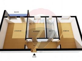 Apartament 2 camere, Vladimirescu