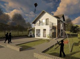 Casa Individuala cu etaj, 4 camere, 114900 €