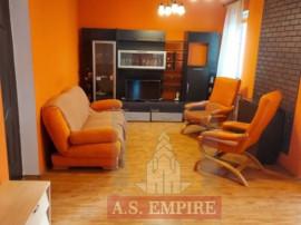 Apartament 3 camere mobilat-utilat - zona Garii