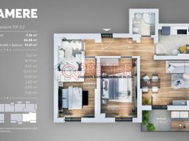 Apartament 3 Camere Brancoveanu Promotie