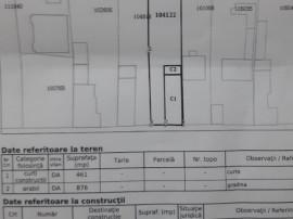 Sanandrei – Teren Intravilan – Constructii 1337 mp – Cent