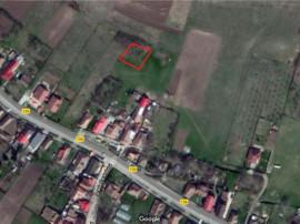 De , teren 1750 mp Remetea/Mures