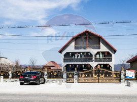 Casă / Vilă cu 7 camere de vânzare în Borlești pe st...