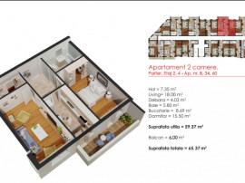 Apartament 2 Camere - Comision 0 - Metrou Berceni