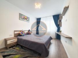 Apartament mobilat doua camere Avantgarden Coresi cu parcare