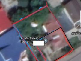 [ ID 31 / T ] IPSILANTI , APROAPE de Noul Palas , 600 mp ter