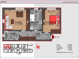 Apartament 2 Camere - Soseaua Oltenitei - IRA VITAN BARZESTI