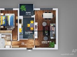 Dezvoltator-apartament 2 camere- Sos Oltenitei