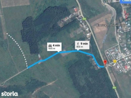 Teren- 47.000 mp- Copou- Carlig