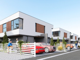 Vila de LUX Tunari, P+1, la cheie Casa la pret de apartament