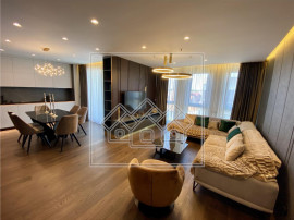 Ap.3 camere, terasa 11.50 mp, mobilat si utilat lux - C.Dumb