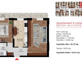 Apartament 2 camere - Metrou Berceni - Ultimul Apartament!!!
