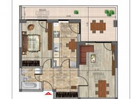 Apartament 2 camere - 10 minute Metrou Nicolae Teclu