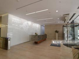 Cladirea de birouri America House, 100 - 6.004 mp
