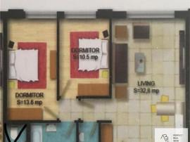 Se ofera apartment 3 camere, zona: Sisesti