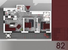 Apartament 3 camere -METROU-TITAN - PARC I.O.R