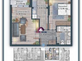Apartament de Trapezului