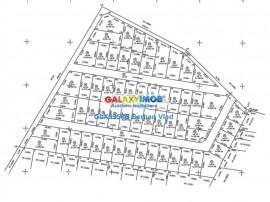 Parcele 300-500 mp ,105 e /mp cartier Forest Residence Pant