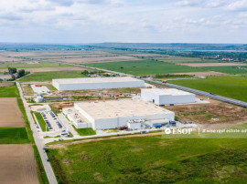 CTPark Pitesti, spatii productie, 1.150 - 15.170 mp