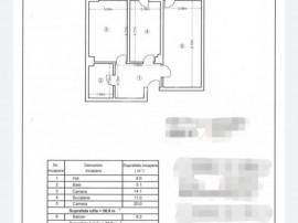 Cod P4062 - APARTAMENT 2 CAMERE - REZIDENTIAL 2021-PRELUNGIR