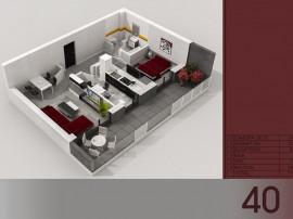 Apartament 2 cam Titan - Metrou Titan-PARC I.O.R