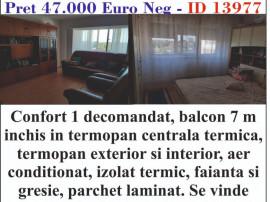 Apartament 2 camere, zona Plantelor, ID 13977