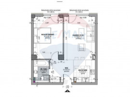Apartament 2 camere, mobilat- utilat, COMISION 0%,