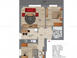 Apartament 3 Camere - 2 Minut Metrou Berceni - Comision 0%